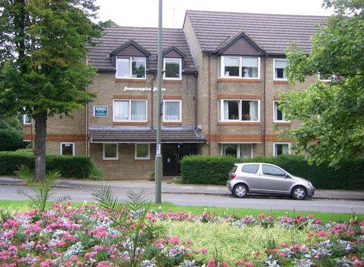 Homecoppice House, Park Avenue Bromley