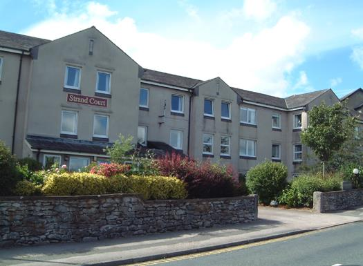 Strand Court, The Esplanade Grange-over-Sands