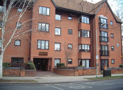 Aspley Court, Warwick Avenue Bedford