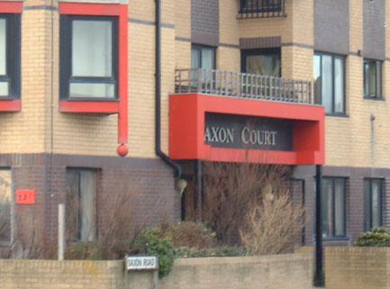 Saxon Court, 321 Kingsway Hove