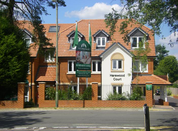 Harewood Court, Limpsfield Road Warlingham