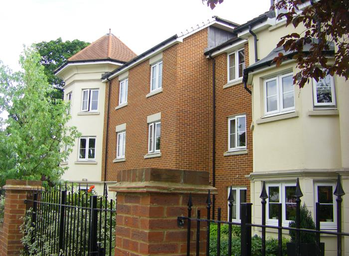 Milward Court, Warwick Road Reading