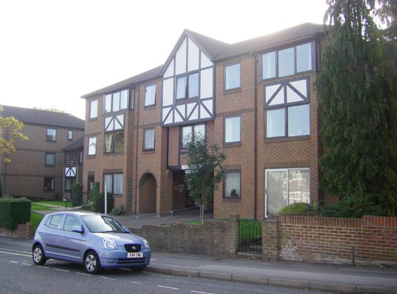 Chestnut Court, Shaftesbury Avenue, Highfield Southampton
