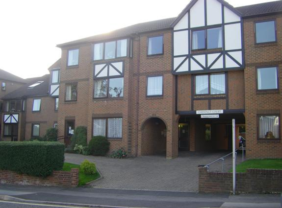 Chestnut Court, Shaftesbury Avenue, Highfield Southampton
