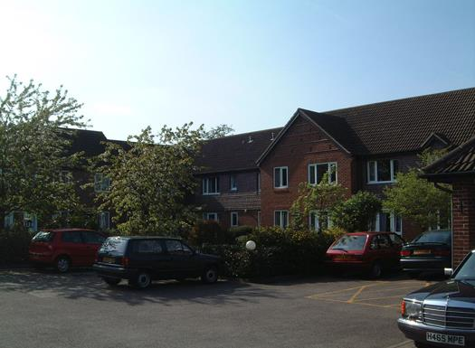 Haddenhurst Court , Terrace Road South Binfield
