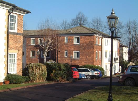 Morgan Court, Worcester Road Malvern