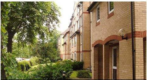 Alden Court, Fairfield Path Croydon