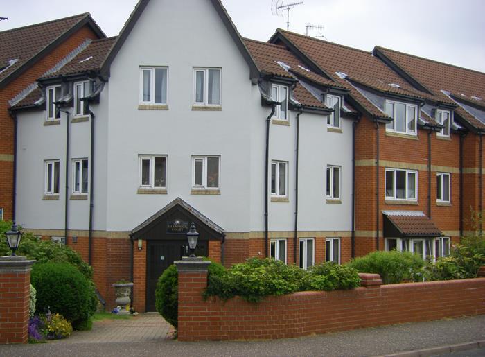 Shannock Court, George Street Sheringham