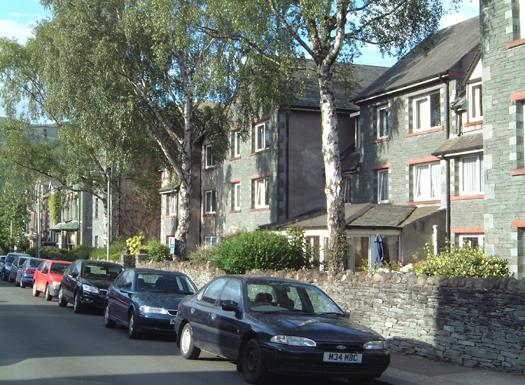 Homethwaite House, Eskin Street Keswick