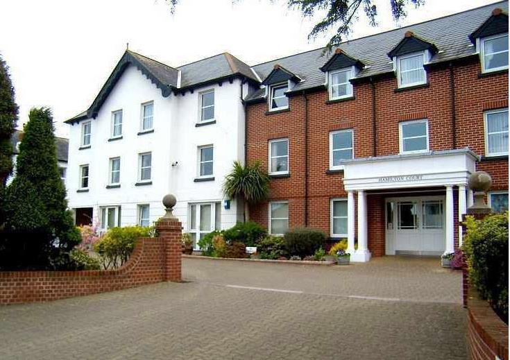 Hamilton Court, Salterton Road Exmouth