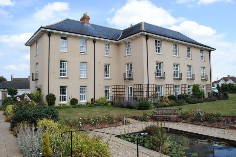 Fullands Court, Shoreditch Road Taunton