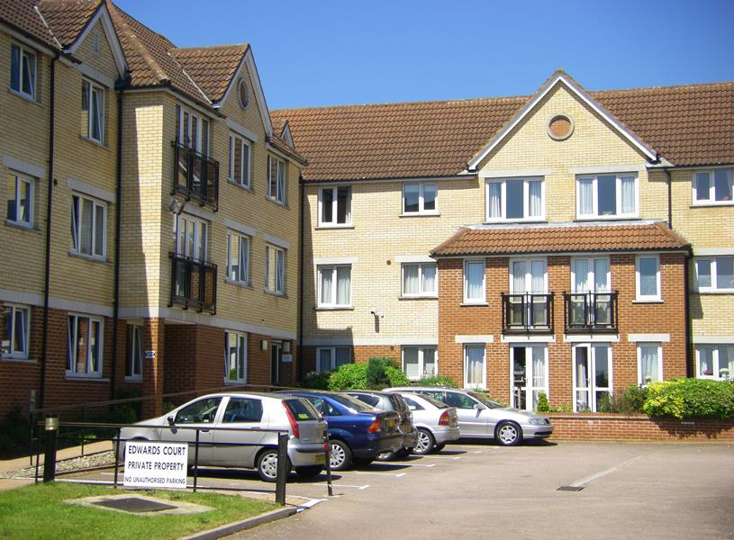 Edwards Court, Friend Avenue, Turners Hill Cheshunt