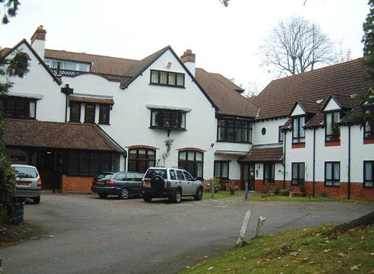 The Mount, St Johns Hill Road Woking