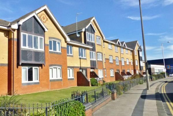 Sandringham Lodge, Bispham Road, Crescent West Cleveleys