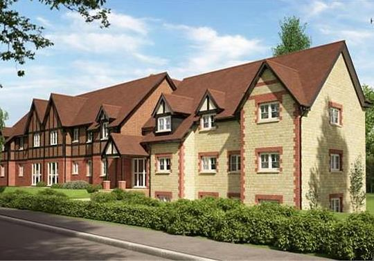 Foxmead Court, Meadowside Storrington