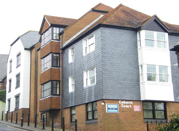 Caburn Court, Station Street Lewes