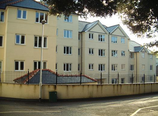 Hermitage Court, Ford Park, Mutley Plymouth