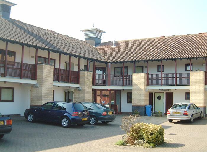 Oaktree Court, Portland Drive, Willen Milton Keynes