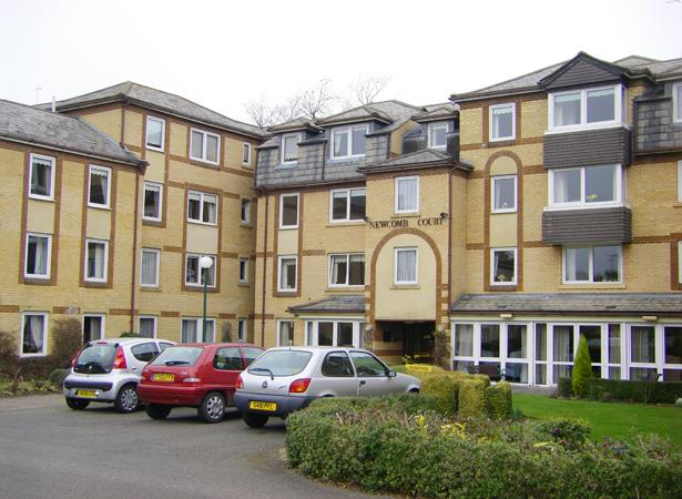 Newcomb Court, Scotgate Stamford