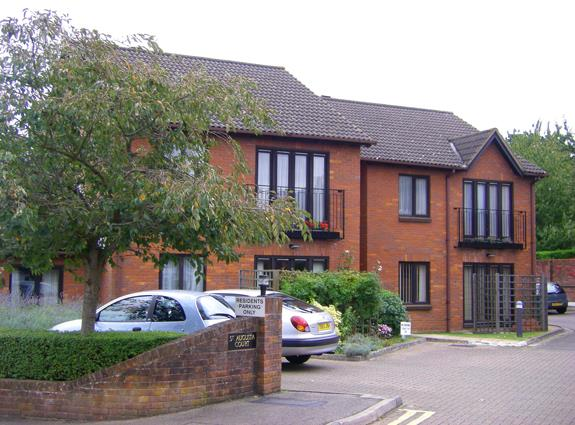 St Augusta Court, Batchwood View St Albans
