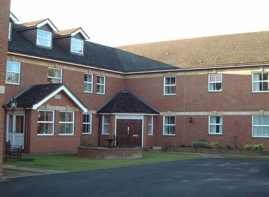 Merrievale Court, Barnards Green Road Malvern