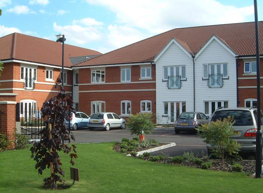 Gressland Court, Mead Drive, Kesgrave Ipswich