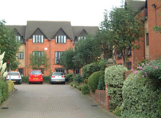 Kingfisher Court, Chapel Bridge Droitwich