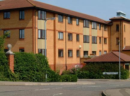 King Richard Court, Wootton Brook Close, East Hunsbury Northampton