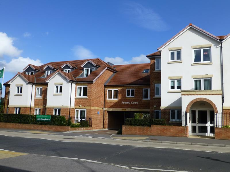 Reeves Court, Frimley Road Camberley
