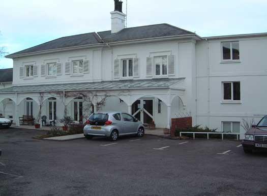 Regency Gardens, Sandford Road Cheltenham