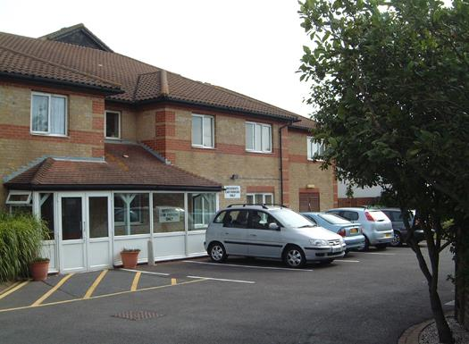 Amberley Court, Freshbrook Road Lancing
