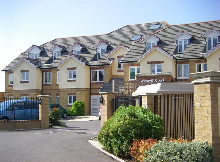 Windmill Court, Barnham Road Barnham