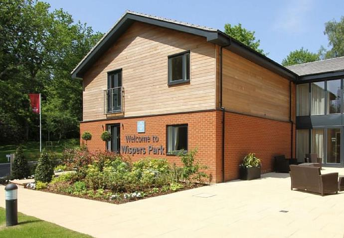 Wispers Park Retirement Village, Oak Hall, High Lane Haslemere