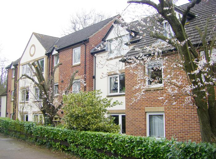 Woodspring Court, Grovekands Avenue, Old Town Swindon