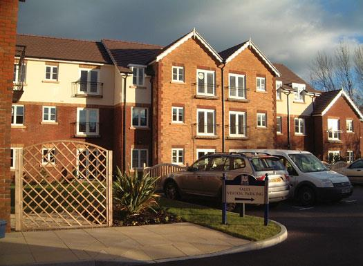 Pegasus Court, Brampton Way Portishead