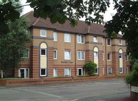Dawtrey Court, Grosvenor Road, Portswood Southampton