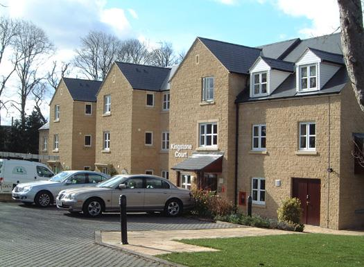 Kingstone Court, Wards Road, Lodge Terrace Chipping Norton