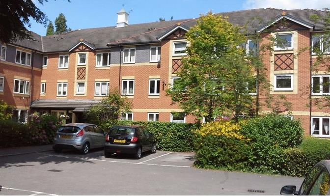 Oak Court, Mauldeth Road Withington