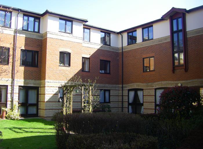 Trinity Court, Church Street Rugby