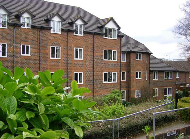 Meadsview Court, Clockhouse Road Farnborough