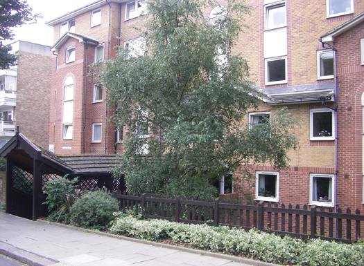 Amber Court, Holland Road Hove