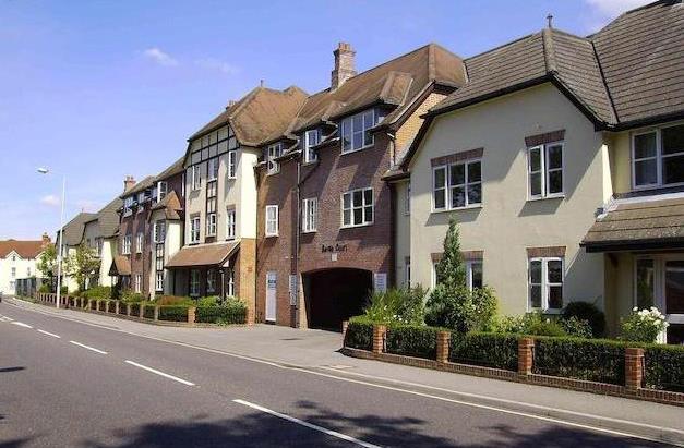 Saville Court, Poole Road Wimborne