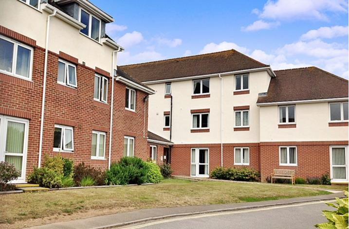 Orcombe Court, Littleham Road Exmouth