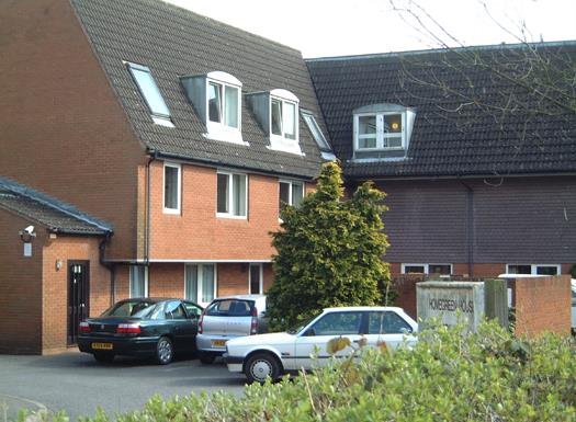 Homegreen House, Wey Hill Haslemere