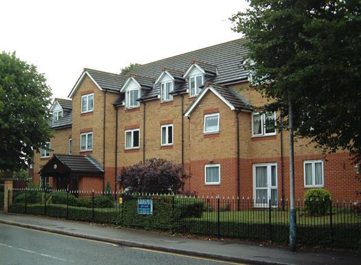 Longdon Court, Junction Road Romford
