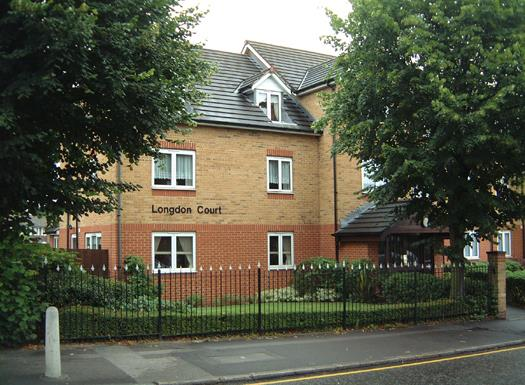 Longdon Court, Junction Road Romford