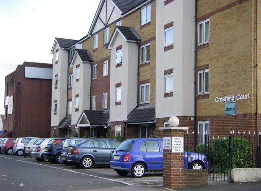Crosfield Court, Lower High Street Watford