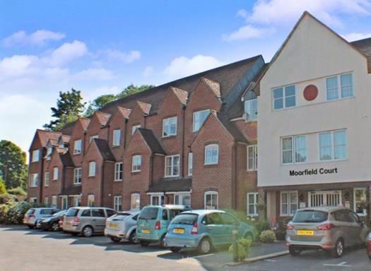 Moorfield Court, Newland Street Witham