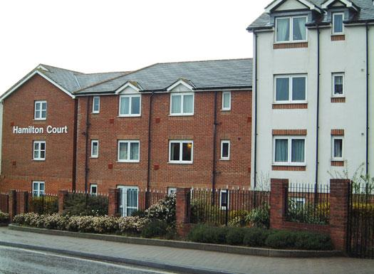 Hamilton Court, Lammas Walk Leighton Buzzard