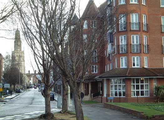 Castlemeads Court, Westgate Street Gloucester